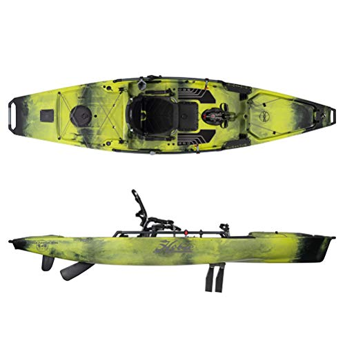 Hobie 2020 Mirage Pro Angler 14 with 360 Drive Amazon Green Camo