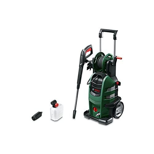 Bosch Home and Garden 06008A7800 AdvancedAquatak 160 Idropulitrice, Verde, 86.4 x 44.6 x 40.4 cm
