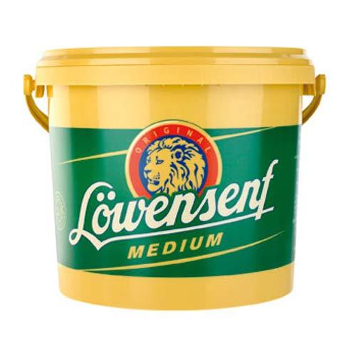 Löwensenf Medium 5 kg Eimer