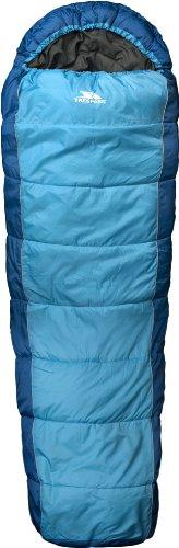 Trespass Echotec Waterproof Warm 4 Season Winter Comfortable Mummy Camping...