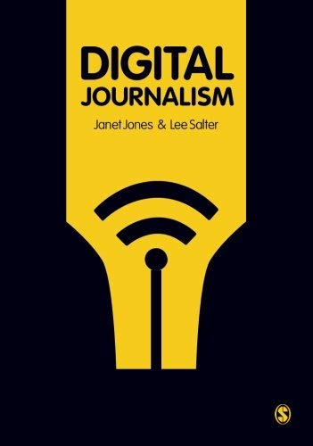 [(Digital Journalism)] [ By (author) Lee Salter, By (author) Ms Janet Jones ] [December, 2011]