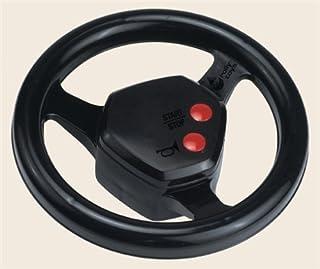 Rolly toys 409204 rollySoundwheel | Lenkrad mit Sound für alle rollyToys Traktoren | Batteriebetrieb | 20 x 10 cm | für Kinder ab 2 Jahren | TÜV/GS geprüft
