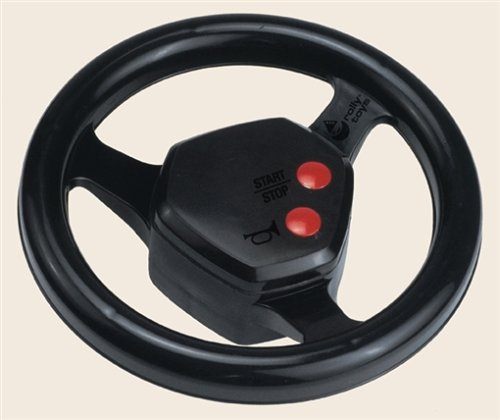 rolly toys 409204 - Lenkrad mit Sound
