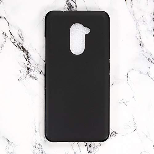 Vodafone Smart V8 VFD710 Case, Scratch Resistant Soft TPU Back Cover Shockproof Silicone Gel Rubber Bumper Anti-Fingerprints Full-Body Protective Case Cover for Vodafone Smart V8 VFD710 (Black)