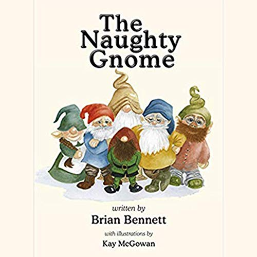 The Naughty Gnome cover art