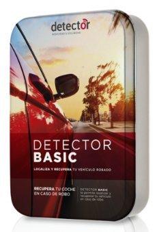 Localizador vehículos robados, esté donde esté - Detector BASIC