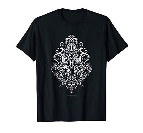 Harry Potter Draco Dormiens Crest T-Shirt