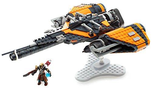 Mega Destiny Arcadia Jumpship Construction Set