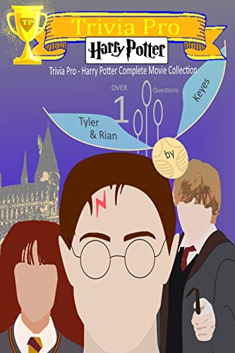 Trivia Pro - Harry Potter Complete Movie Collection: Over 1,000 Wizarding questions