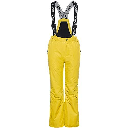 CMP Kinder Skihose 3W15994 Hosen, Yellow, 140(L)