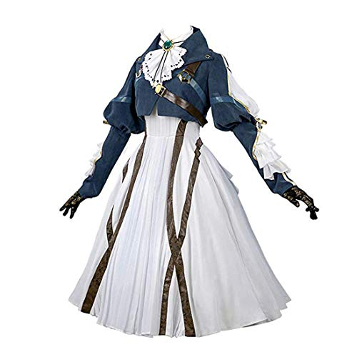 Violet Evergarden Cosplay Dress Outfit