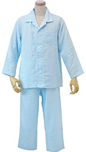 公式 UCHINO マシュマロガーゼ パジャマ メンズ 紳士用 (M~XL)