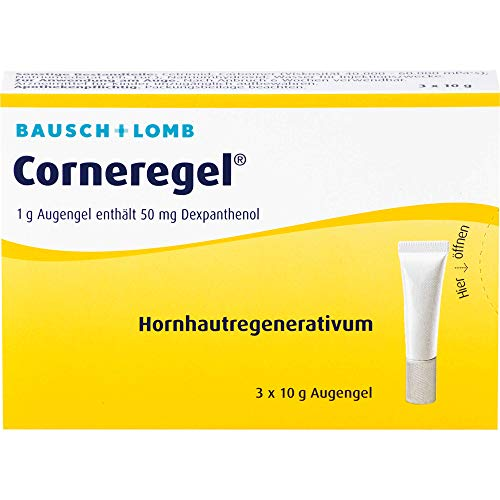 Dr. Gerhard Mann Corneregel 3X10 Bild