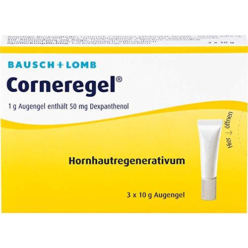 Dr. Gerhard Mann -  Corneregel Augengel,