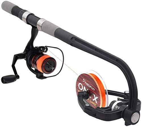 Piscifun Fishing Line Spooler Fishing Line Winder Spooler Machine Spinning Reel Spool Spooling Station System