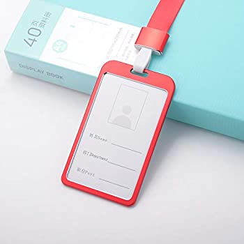 id card holder double sided