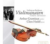 Beethoven: Die Violinsonaten (Gesamtaufnahme) - Arthur Grumiaux