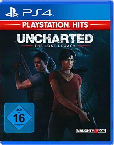Uncharted Lost Legacy PS-4 PSHits