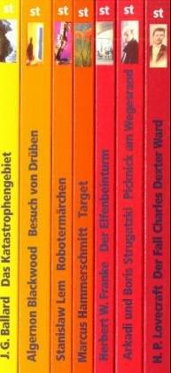 Buchseite und Rezensionen zu 'Die andere Zukunft. Phantastische Bibliothek. 7 Bände' von James Gr. Ballard