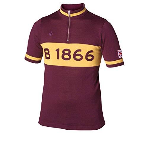 Brooks L' Eroica 2014 Trikot Cycling Jersey, B1866, Größe Medium