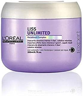 Loreal Professional Liss Unlimited Keratinoil Complex Masque 200ml