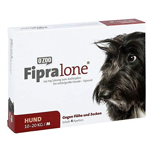 Fipralone 134 mg Lösung zum Auftropfen für mittelgroße Hunde