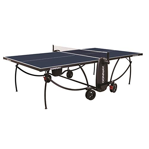 Donnay Unisex Indoor 1 Table Tennis Tables Blue One Size