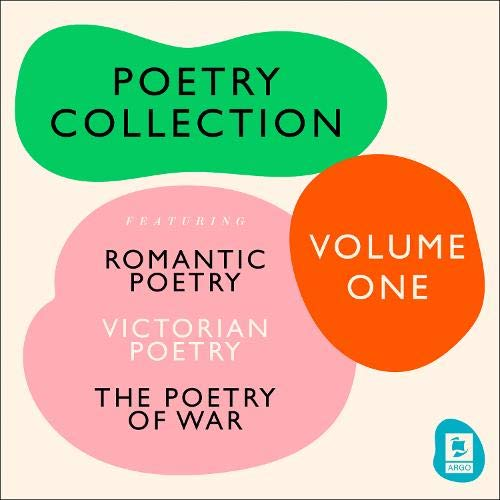 『The Ultimate Poetry Collection: Poetry of War, Romantic Poetry, Victorian Poetry』のカバーアート