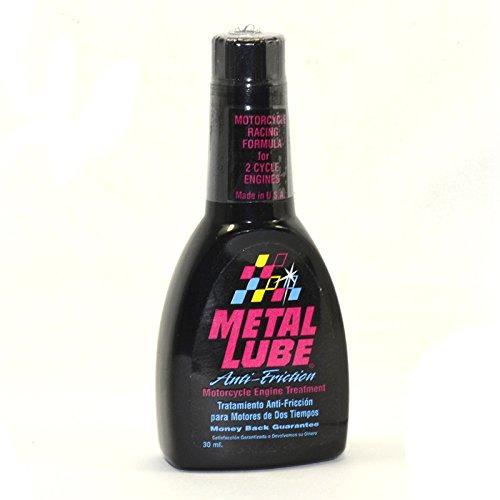 Aditivo Metal Lube Fórmula Motos 2T 30 ml.