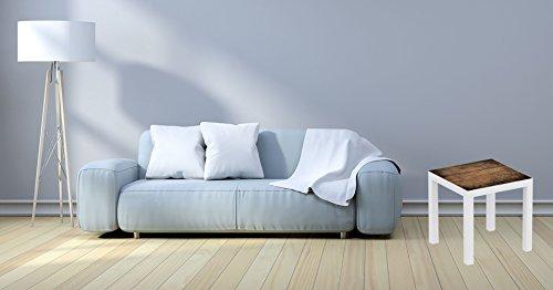 Metacrilato para Mesa IKEA Lack Personalizada Madera | Medidas 0,55 m x...
