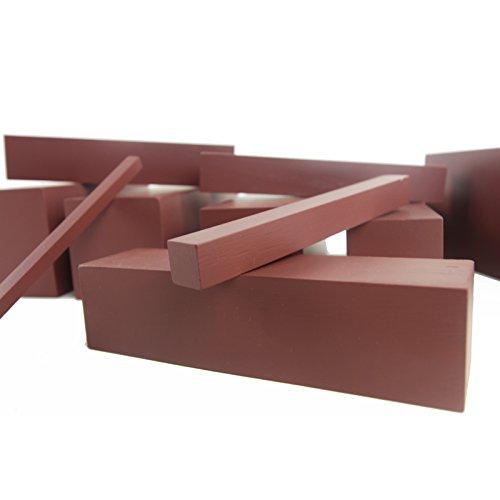 yigooood Montessori familia versión marrón onestopdiy – ancho 0,7 cm a 7 cm primera infancia educación formación: Amazon.es: Hogar