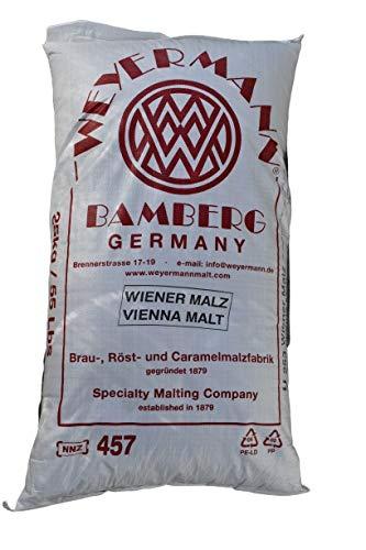 Weyermann Wiener Malz 25kg Made in Germany, Bier brauen
