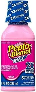 Pepto-Bismol, Max Strength, 8 Ounces