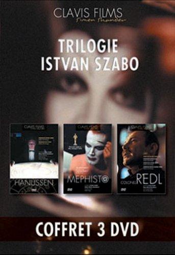 Trilogie István Szabó : Mephisto + Colonel Redl + Hanussen [Francia] [DVD]