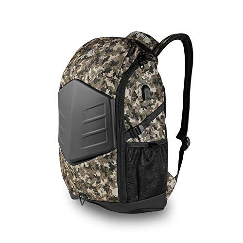 BoostBag Camouflage Backpack - Boostboxx Rucksack in urbanem Camouflage-Look für Laptop/Notebook bis 17,3