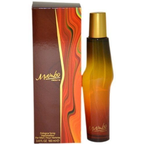 commercial MAMBO by Liz Claiborne COLOGNE SPRAY 3.4 oz mambo claiborne cologne
