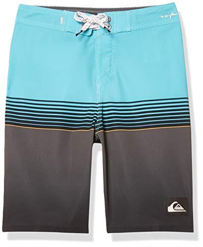 Quiksilver Boys' Boardshorts, Pacific Blue, 27