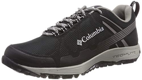 Columbia Damenschuhe Multisport, CONSPIRACY V, Größe 40, Schwarz (Black, White)