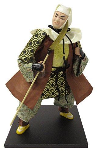 Samurai Market Muñecos decorativos tradicionales japoneses - Benkei
