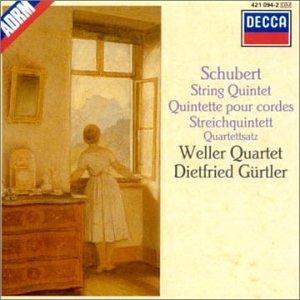 Streichquintett C-Dur d 956