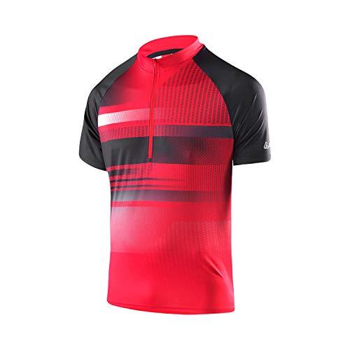 LÖFFLER Track Bike Shirt - red