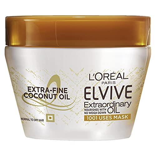 L'Oréal Paris Elvive Extraordinary Oil Nourishing Coconut Mask 300ml