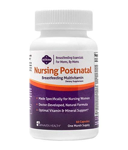Nursing Postnatal Breastfeeding Multivitamin