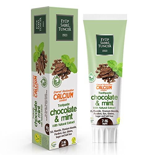 EYÜP SABRİ TUNCER Dentifricio (cioccolato/menta)