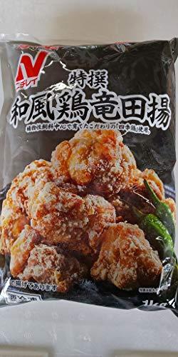 業務用 特選 和風鶏竜田揚げ 1kg×6P 揚げ物 ニチレイ 鶏から揚げ