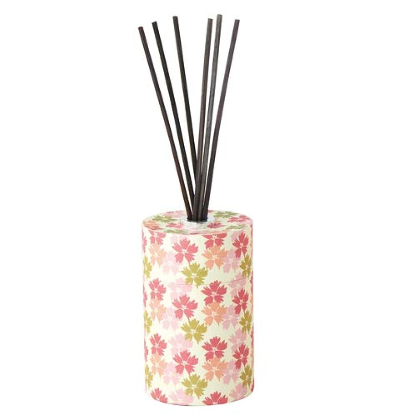 フクロウ歌手最大限和遊ディフューザー 桜の香り 1個