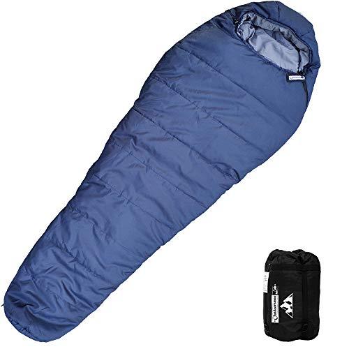 Outdoorsman Mummy Sleeping Bag