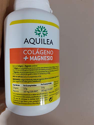 AQUILEA Duplo Colágeno + Magnesio 240 (2ª Ud 50% Dto)