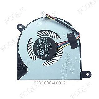 FCQLR Cooling Fan CPU GPU Fan Compatible for Gigabyte Aorus X7 V7 DFS200005AA0T-FH37 DFS200005AA0T-FH38