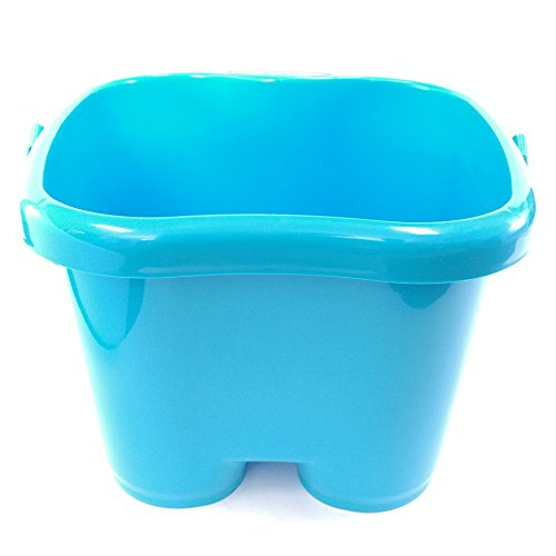 Ohisu Blue Foot Basin for Foot Bath, Soak, or Detox